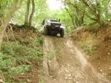 Off Road Driving Gift Voucher